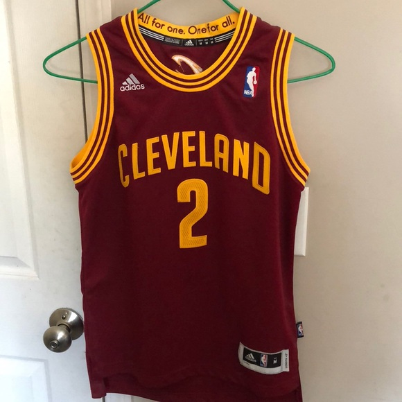 new product 8ab70 f48c6 Kyrie Irving Cleveland Cavaliers Maroon Jersey
